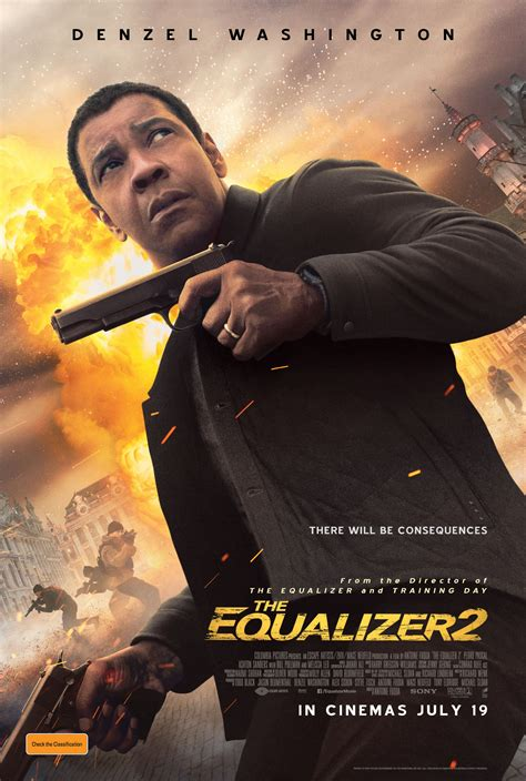 New Trailer For Director Antoine Fuqua's The Equalizer 2