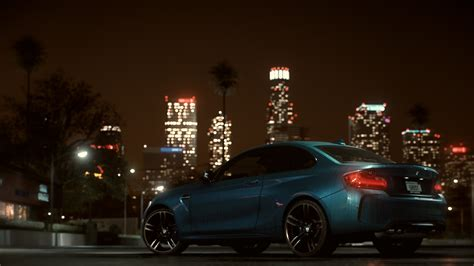 BMW M2 Makes Its Debut Inside the Need for Speed Realm
