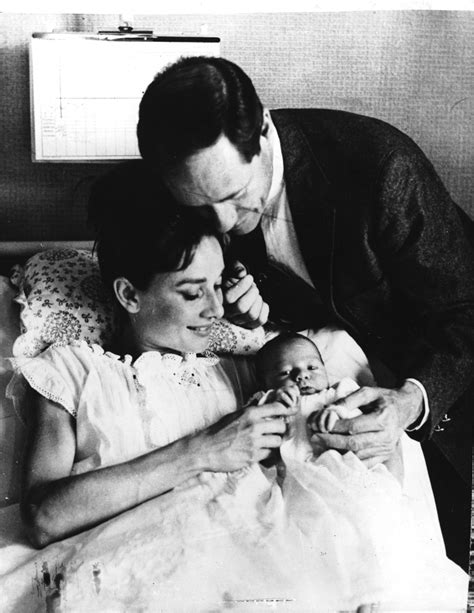 Audrey Hepburn's Children Today: Find out What Sean and