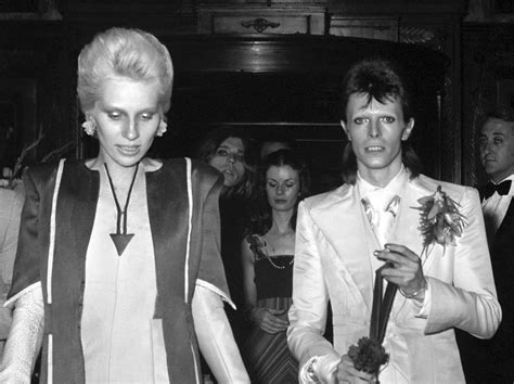 Angie Bowie: 'I thought I would die before David' - ITV News