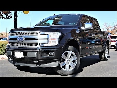 16 Ford F150 Platinum 6 Inch FTS Lift 22 Inch Fuel Wheels