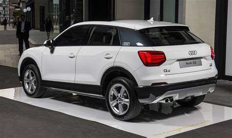 2017 Audi Q2 here in February: $41,100 starting price for