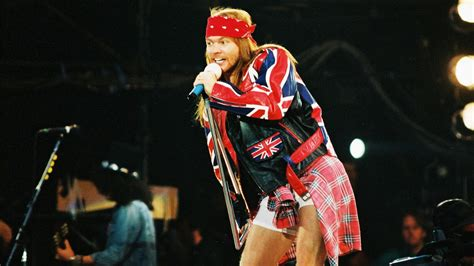 Axl Rose Was Left Completely Unchecked During Guns N
