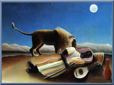 The Archetypal Paintings of Henri Rousseau - Jung Currents