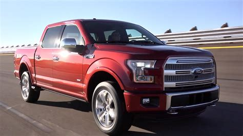 NEW 2015 Ford F-150 overview - YouTube