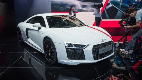 2018 Audi R8 V10 RWS Pictures, Photos, Wallpapers
