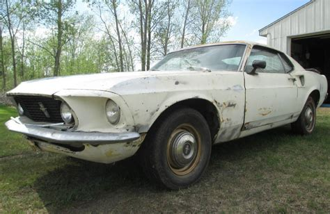 Options Open: 1969 Mustang Fastback